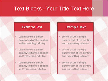Tablecloth PowerPoint Template - Slide 57