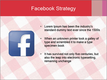 Tablecloth PowerPoint Template - Slide 6