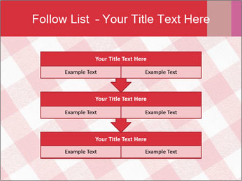 Tablecloth PowerPoint Template - Slide 60