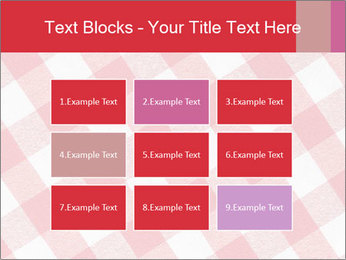 Tablecloth PowerPoint Template - Slide 68