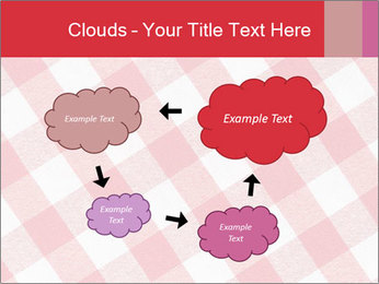 Tablecloth PowerPoint Template - Slide 72