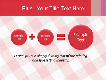 Tablecloth PowerPoint Template - Slide 75