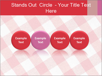 Tablecloth PowerPoint Template - Slide 76