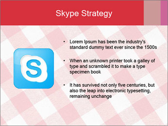 Tablecloth PowerPoint Template - Slide 8