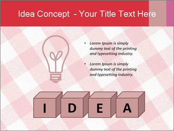 Tablecloth PowerPoint Template - Slide 80