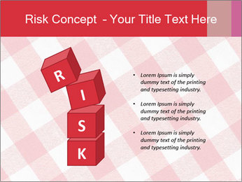 Tablecloth PowerPoint Template - Slide 81