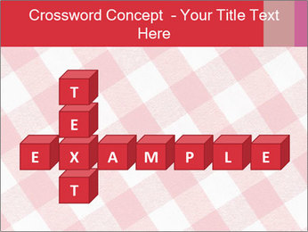 Tablecloth PowerPoint Template - Slide 82