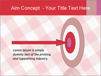 Tablecloth PowerPoint Template - Slide 83