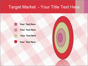 Tablecloth PowerPoint Template - Slide 84