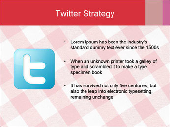Tablecloth PowerPoint Template - Slide 9