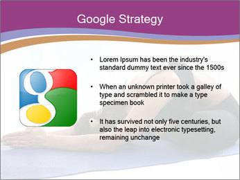 Yoga PowerPoint Template - Slide 10