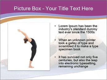 Yoga PowerPoint Template - Slide 13