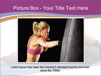 Yoga PowerPoint Template - Slide 15
