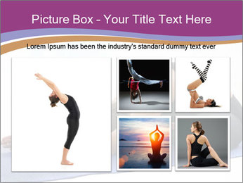 Yoga PowerPoint Template - Slide 19
