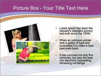 Yoga PowerPoint Template - Slide 20