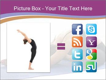 Yoga PowerPoint Template - Slide 21