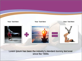 Yoga PowerPoint Template - Slide 22