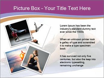 Yoga PowerPoint Template - Slide 23
