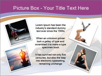 Yoga PowerPoint Template - Slide 24