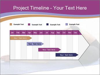 Yoga PowerPoint Template - Slide 25