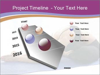 Yoga PowerPoint Template - Slide 26