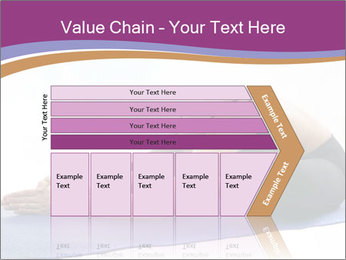 Yoga PowerPoint Template - Slide 27
