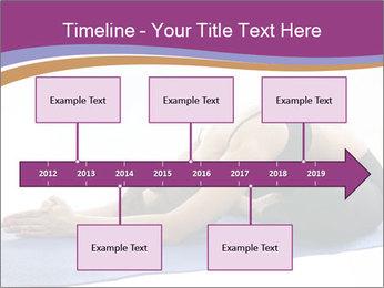 Yoga PowerPoint Template - Slide 28