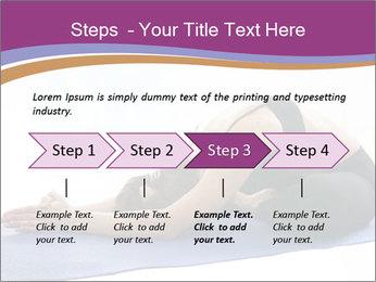 Yoga PowerPoint Template - Slide 4