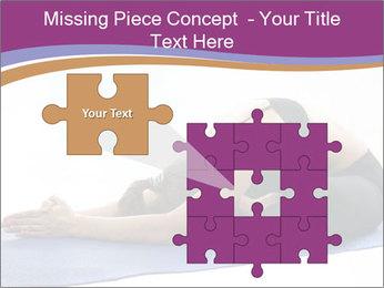 Yoga PowerPoint Template - Slide 45