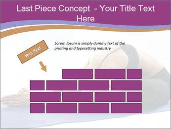 Yoga PowerPoint Template - Slide 46