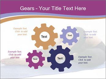 Yoga PowerPoint Template - Slide 47