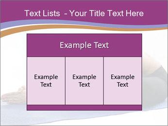 Yoga PowerPoint Template - Slide 59