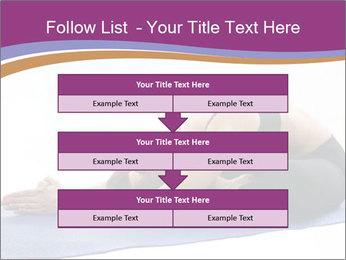 Yoga PowerPoint Template - Slide 60