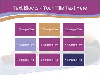 Yoga PowerPoint Template - Slide 68
