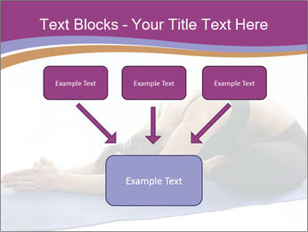 Yoga PowerPoint Template - Slide 70