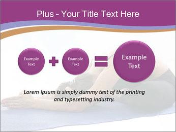 Yoga PowerPoint Template - Slide 75