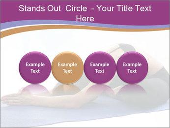 Yoga PowerPoint Template - Slide 76