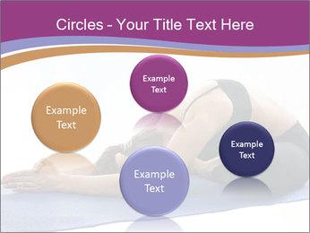 Yoga PowerPoint Template - Slide 77