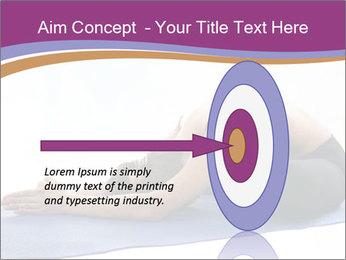 Yoga PowerPoint Template - Slide 83