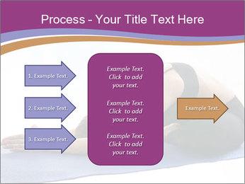Yoga PowerPoint Template - Slide 85