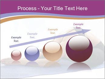 Yoga PowerPoint Template - Slide 87