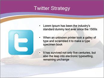 Yoga PowerPoint Template - Slide 9