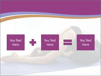 Yoga PowerPoint Template - Slide 95