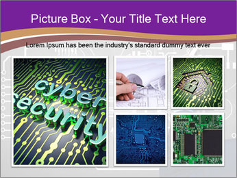 Human hand drawing PowerPoint Template - Slide 19