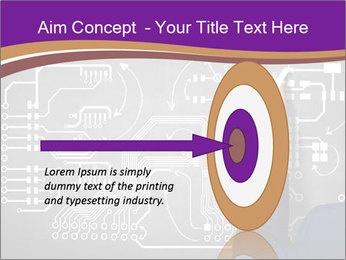 Human hand drawing PowerPoint Template - Slide 83