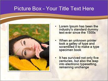 Happy child PowerPoint Template - Slide 13
