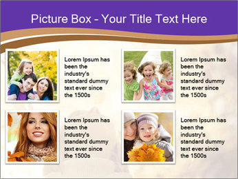 Happy child PowerPoint Template - Slide 14