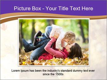 Happy child PowerPoint Template - Slide 16
