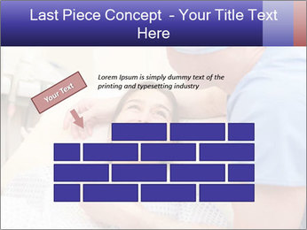 Pregnant on the couch PowerPoint Template - Slide 46