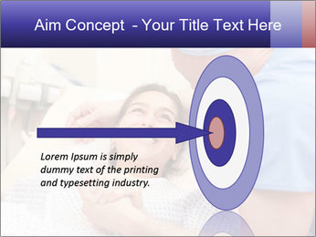Pregnant on the couch PowerPoint Template - Slide 83
